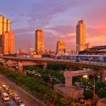 Bangkok Skytrains