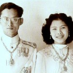 king rama 9-queen-sirikit-